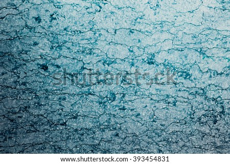 Abstract Dry Soil with illustration - stock photo