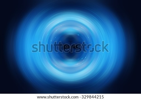 Abstract dynamic blue  background
