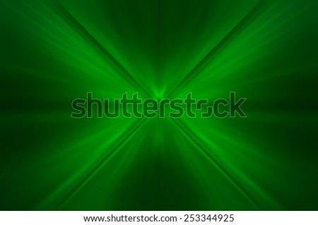 Abstract dynamic green background  - stock photo