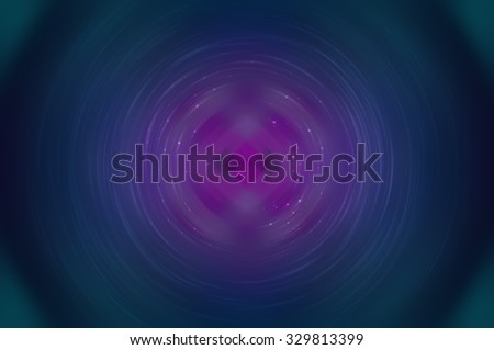 Abstract dynamic multicolored background