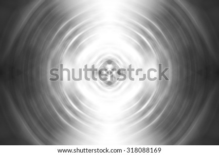 Abstract dynamic silver background