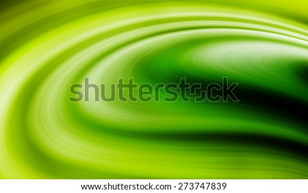 Abstract elegant blurred light green lines background - stock photo