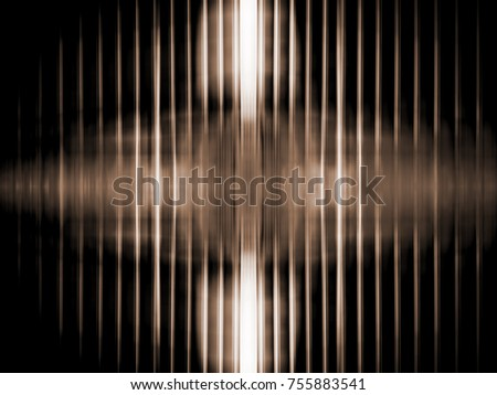 Abstract elegant symmetry blur background