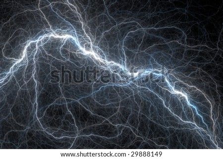 Abstract energy bolt background