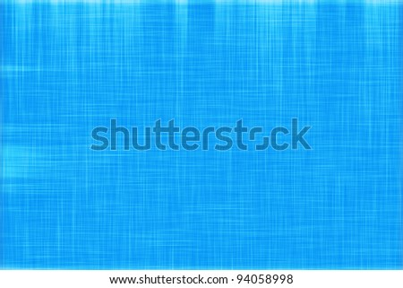 Abstract Fabric Blue Denim Background - stock photo
