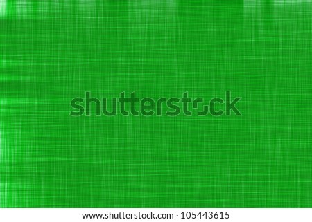 Abstract Fabric Green Background Wallpaper - stock photo