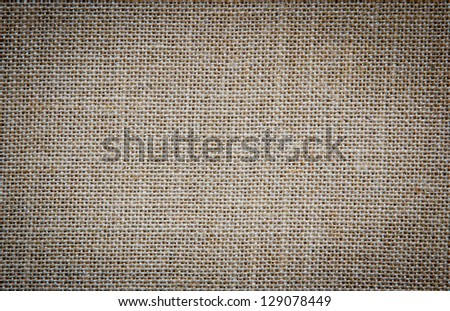 abstract fabric texture  with sackcloth