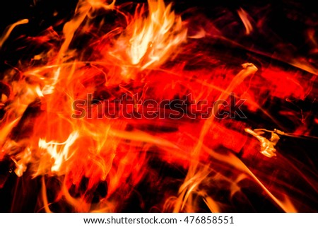 Abstract fire flame ,Fire background,Design