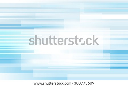 abstract flowing water wave vector background design element - stock photo