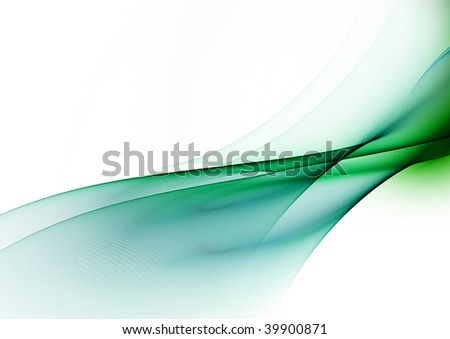 abstract flowy background texture - stock photo