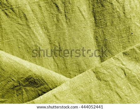 Abstract folded color textile texture. Background and texture for design. - stock photo
