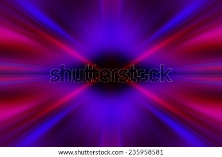 Abstract fractal multicolor background - stock photo