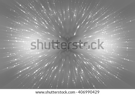 Abstract fractal red background with crossing circles and ovals. disco lights background. - stock photo