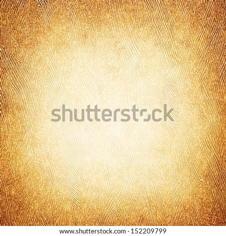 Abstract frame, old grungy background, orange textured backdrop, antique framework, copy space, artistic decoration - stock photo