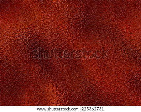 Abstract frosted glass texture-red - stock photo