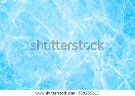 abstract frozen background of ice closeup - stock photo