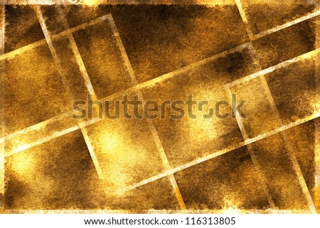Abstract geometric background. For text. - stock photo