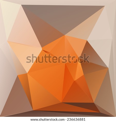 Abstract geometric background for use in design - raster illustration
