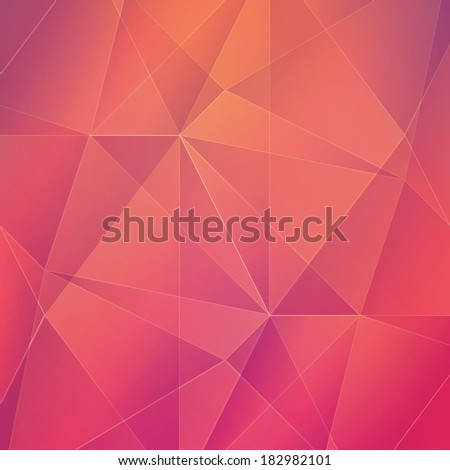 Abstract geometric background (jpg version) - stock photo
