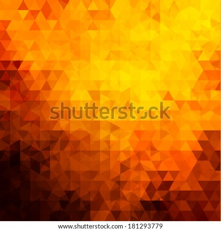 Abstract geometric background - raster version - stock photo