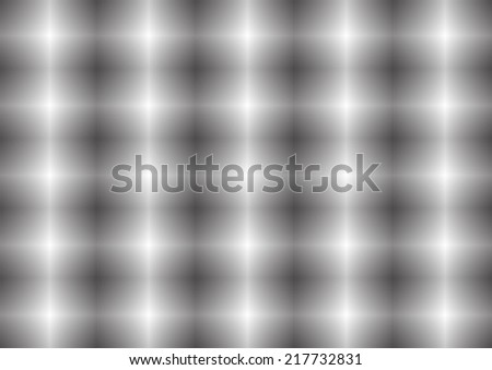 Abstract geometric background with gray color tones - stock photo