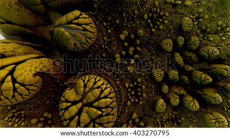 abstract geometric composition 3d illustration  - stock photo