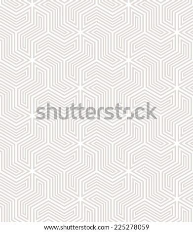 Abstract geometric pattern. A seamless  background. Gray and white texture.