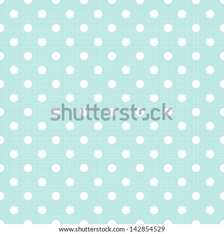 abstract geometric retro seamless polka dot background - stock photo
