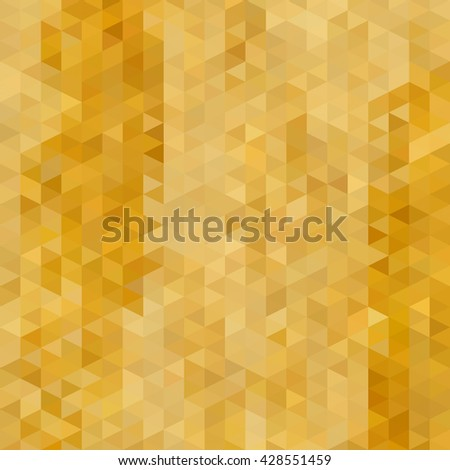 abstract geometric triangle background - stock photo
