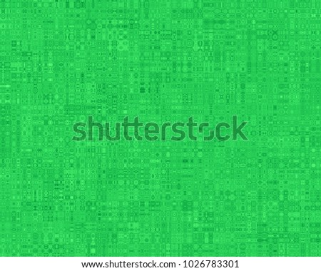 Abstract glass block texture graphic design background.