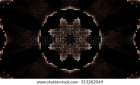 Abstract glittering background