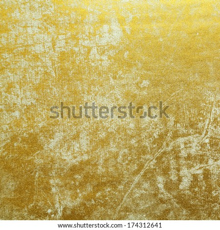 abstract gold background foil. - stock photo