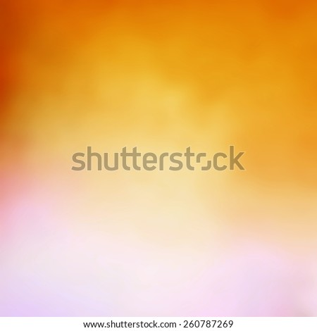 abstract gold orange and pink background with blurred texture - stock photo
