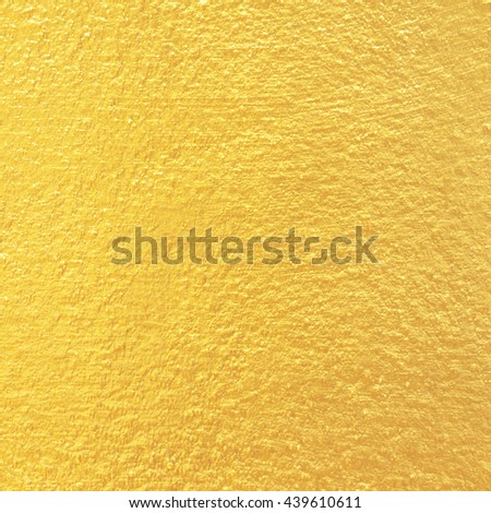 abstract gold texture /gold or yellow surface background - stock photo