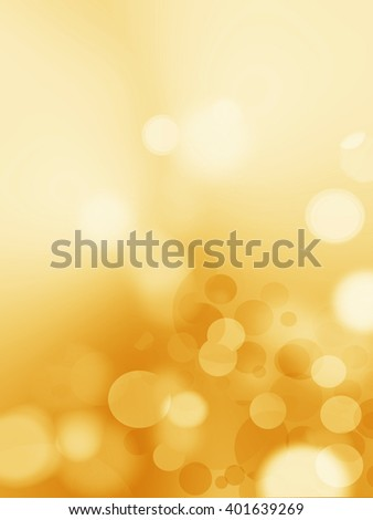 Abstract golden stars background luxury Christmas holiday, wedding background brown frame bright spotlight smooth vintage background texture gold paper design bronze brass background sunshine gradient