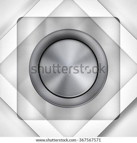 Abstract gray background illustration