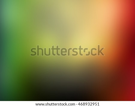 Abstract Green and Pink blurred background