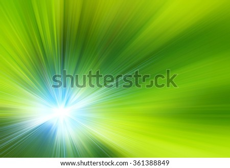 Abstract green background.  - stock photo
