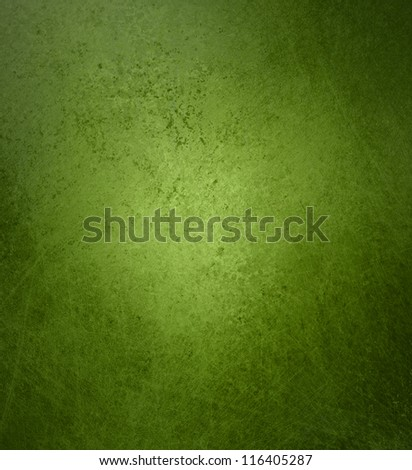 abstract green background aged design with vintage grunge background texture layout, old Christmas background paper, distressed sponge design in green colors for brochure ad poster or website backdrop