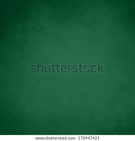 abstract green background Christmas color dark frame, soft faded sponge vintage grunge background texture design, graphic art use in product design web template brochure ad, green paper or parchment - stock photo