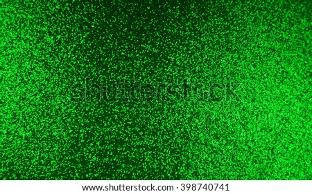 Abstract green background or Christmas frame with version grunge texture of the background layout design of light  - stock photo