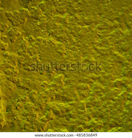 abstract green background painted wall