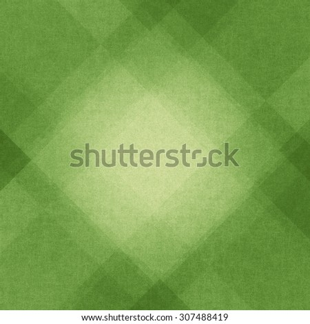abstract green background, triangles and angled shapes layered line design element, faded texture design, geometric background, angled shapes background, yellowed green vintage background coloring - stock photo