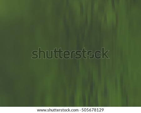 Abstract green background with bokeh defocused lights. illustration beautiful.