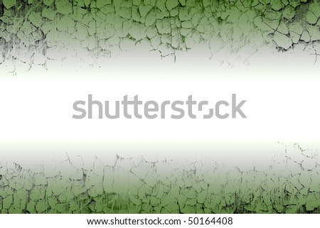 abstract green background with place for text