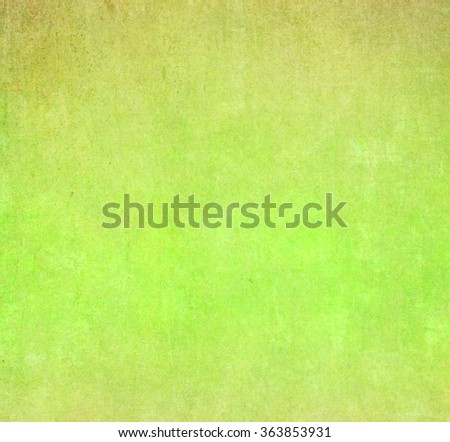 abstract green background  with vintage grunge background texture green paper - stock photo