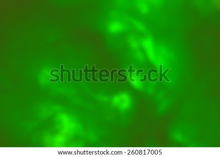 Abstract green background with water colors. - stock photo