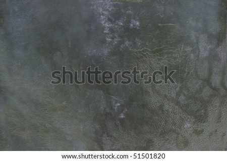 Abstract green rubber background - stock photo