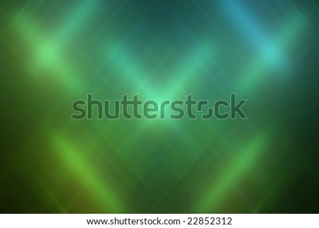 abstract green yellow and blue background - stock photo
