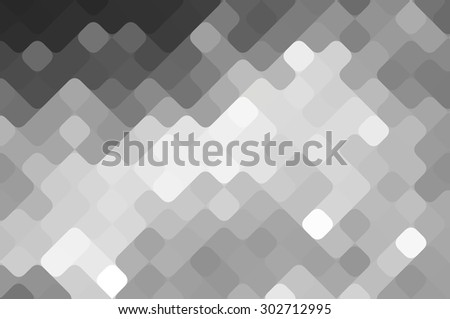Abstract grey creative background - stock photo